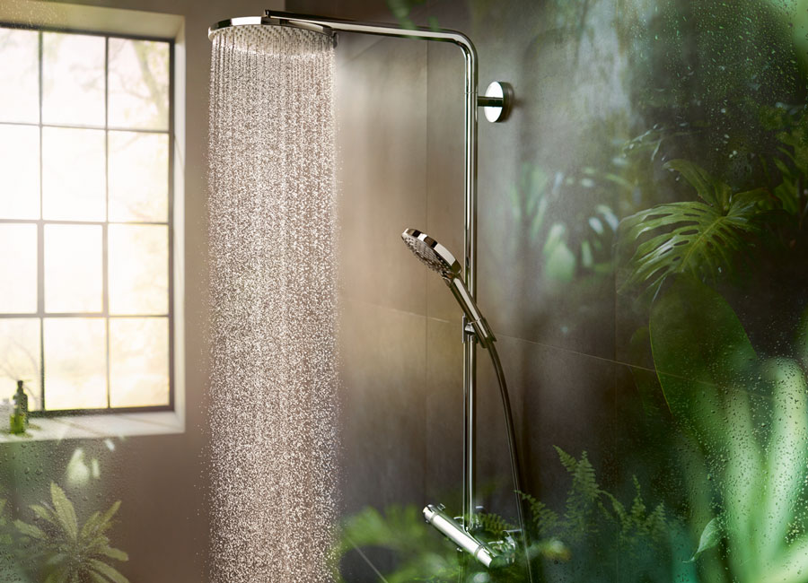 Hansgrohe-showers